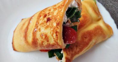 jak się robi omlet