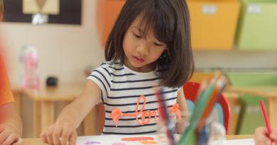 jak zachęcić dziecko do kolorowania