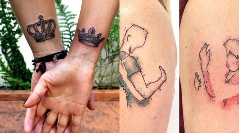 tatuażę dla par